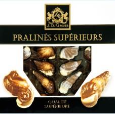 lidl jd gross sea shells czekoladki i bombonierki