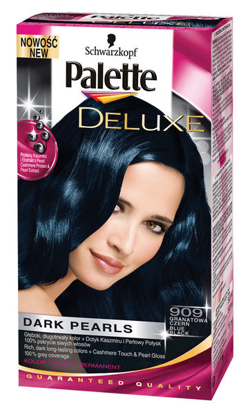 Dark blue hair dye brands
