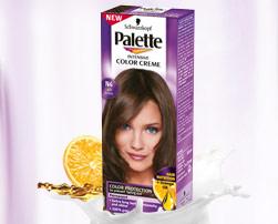 Palette Intensive Color Creme N4 – Jasny brąz