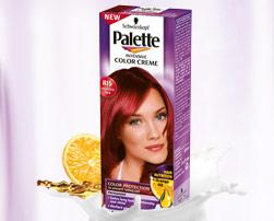 Palette Intensive Color Creme RI5 – Intensywna czerwień