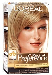 Pin Loreal Casting Farba D Wł Miodowy Blond 832 on Pinterest
