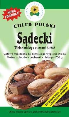 Polskie młyny chleb domowy