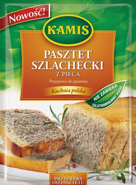 Kamis Kuchnia Polska Pasztet Szlachecki Z Pieca Przyprawa Do