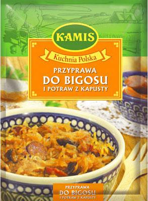 Kamis Kuchnia Polska Przyprawa Do Bigosu I Potraw Z Kapusty