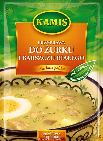 Kamis Kuchnia Polska Przyprawa Do żurku I Barszczu Białego