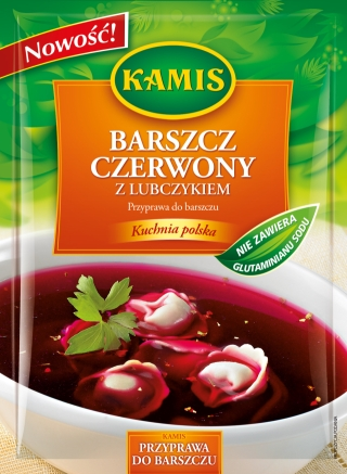 Kamis Kuchnia Polska Przyprawa Do Barszczu Barszcz Czerwony