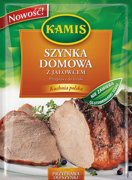 Kamis Kuchnia Polska Szynka Domowa Z Jałowcem Przyprawa Do