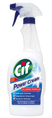cif power cream spray do azienki pozosta e preparaty czyszcz ce cif. Black Bedroom Furniture Sets. Home Design Ideas