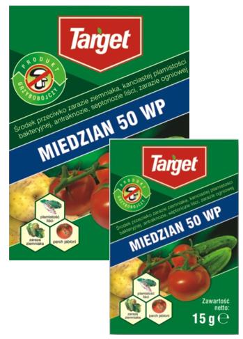 Target Miedzian 50 Wp środki Ochrony Roślin Opinieseniorpl